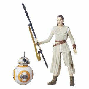 STAR WARS BLACK SERIES 6IN Rey
