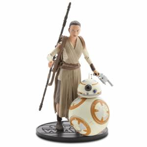 Rey And BB-8 Elite Series Die Cast Action Figures - 6 - Star Wars The Force Awakens