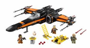 LEGO Star Wars Poes X-Wing Fighter 2