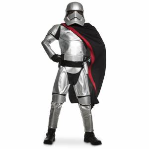 Captain Phasma Costume For Kids - Star Wars The Force Awakens