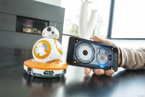 BB8 Charger Connect 1 DriveScreen