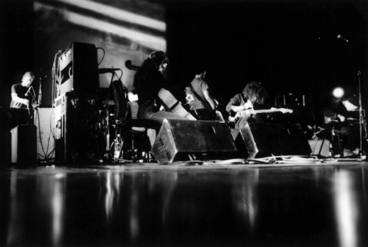 Godspeed You ! Black Emperor à Toulouse (01/02/11)