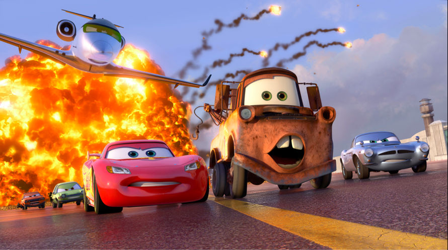 Entretien avec Hervé Aubron pour son livre «Génie de Pixar»