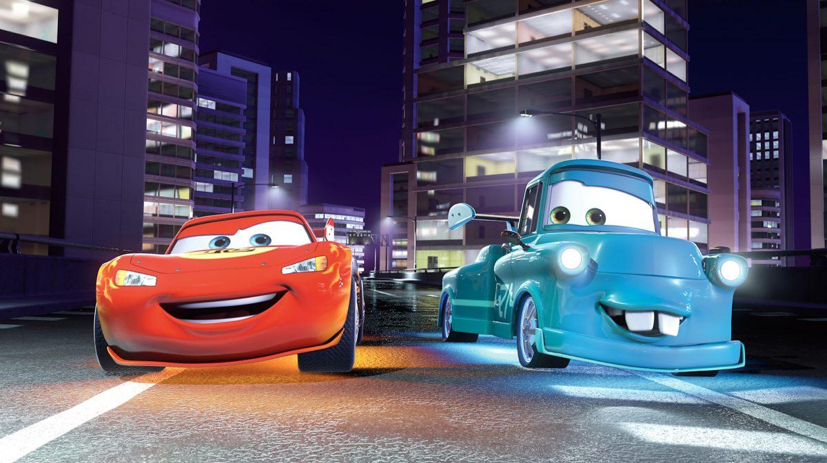 Cars 2 : Entretien avec Hervé Aubron pour son livre «Génie de Pixar»