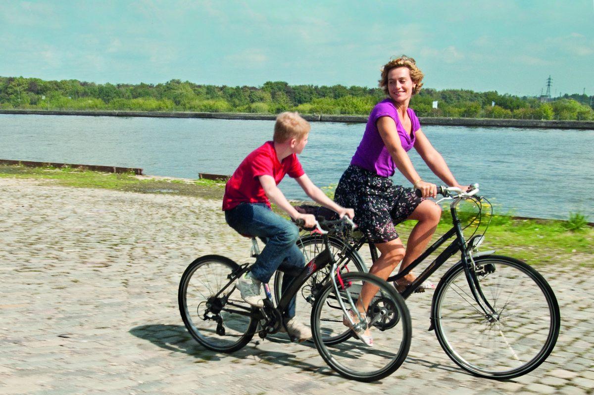 Le gamin au vélo (dvd/ Diaphana)