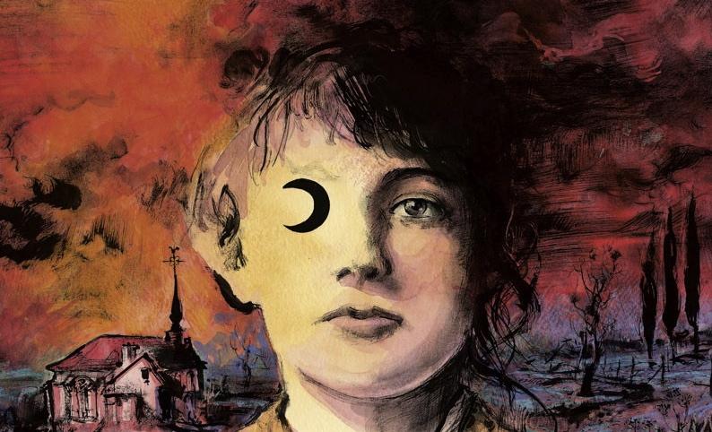 Camille Claudel, de Eric Liberge & Vincent Gravé (Glénat)