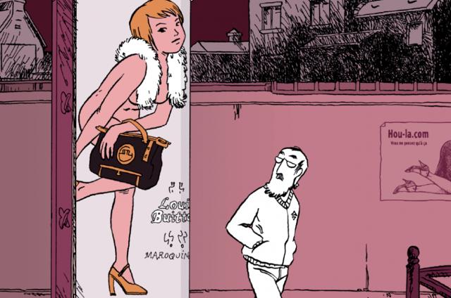 Début de siècle, de Monsieur le Chien & Manu Delente (Editions La Cafetière)