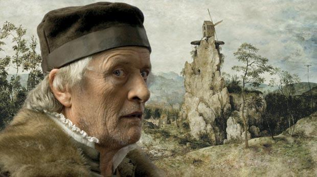 Bruegel, le moulin et la croix (dvd/ Blaq Out)