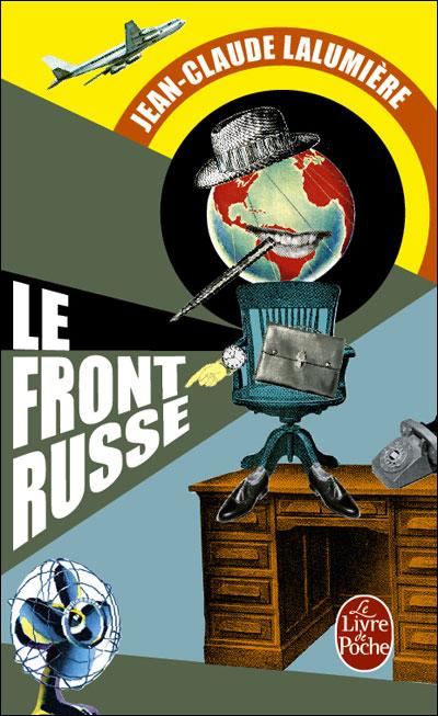 Le front russe, de Jean-Claude Lalumière (Le Livre de Poche)