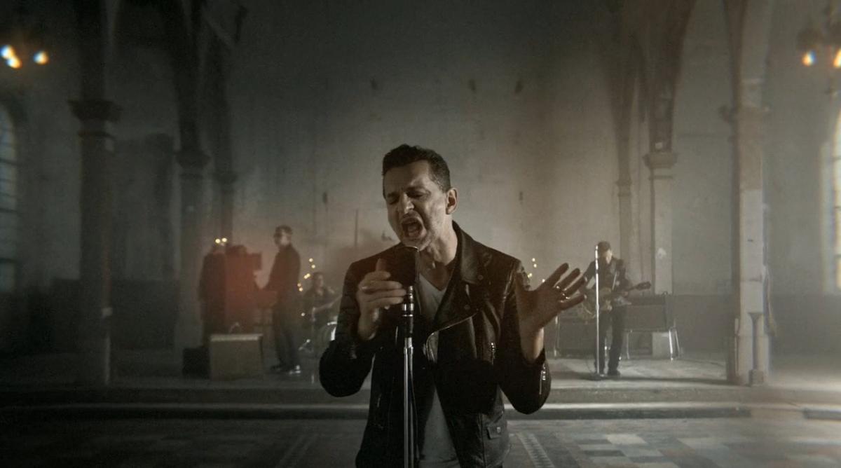 Depeche Mode – Delta Machine (Colombia)