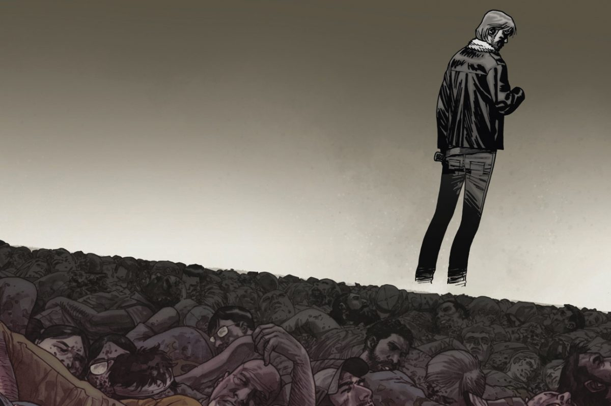 Walking Dead, Tome 17 – Terrifiant (Delcourt)
