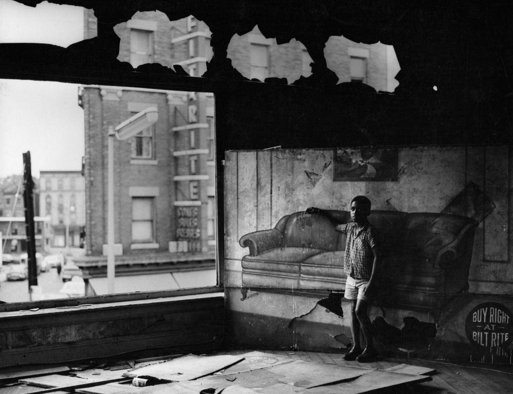 Arthur Tress – Exposition, Galerie du Château d'eau – Du 28 juin au 8 septembre 2013