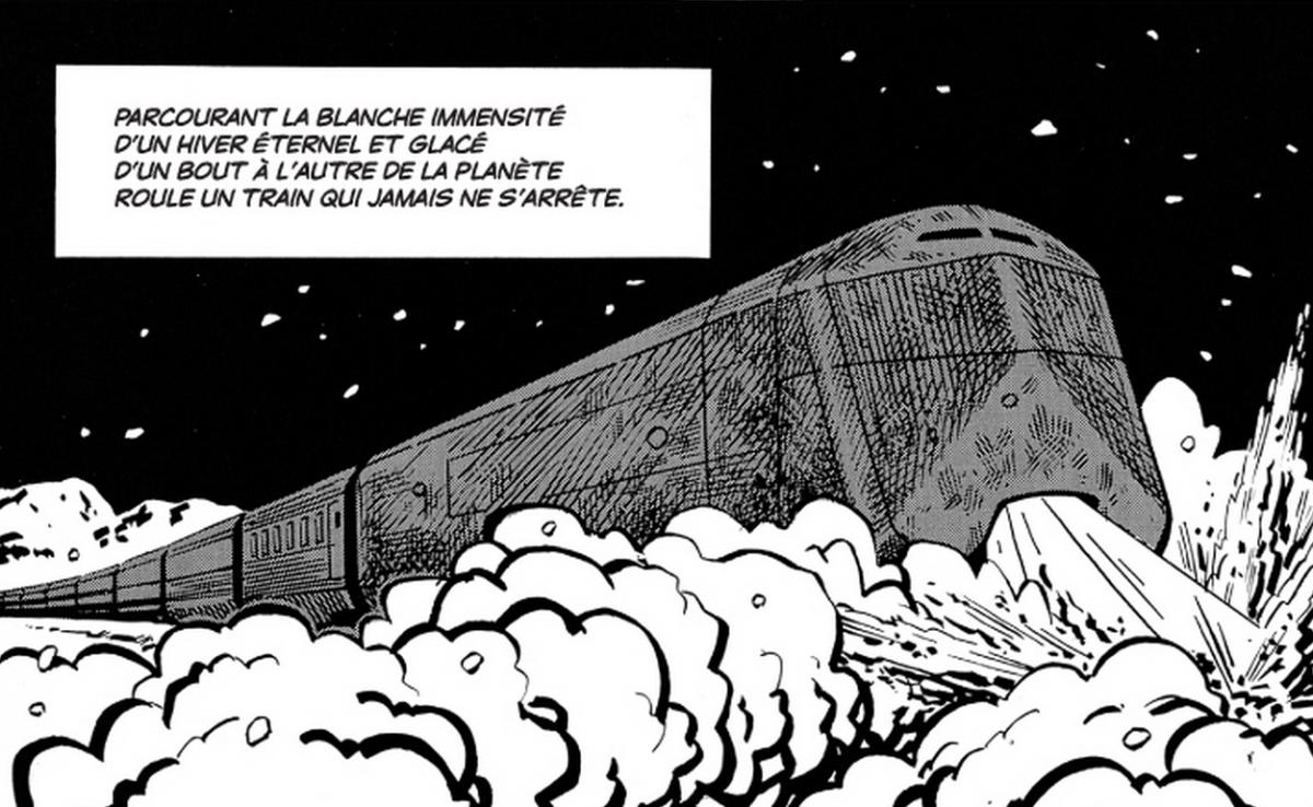 Transperceneige – L'Intégrale – de Lob, Rochette, Legrand (Casterman)