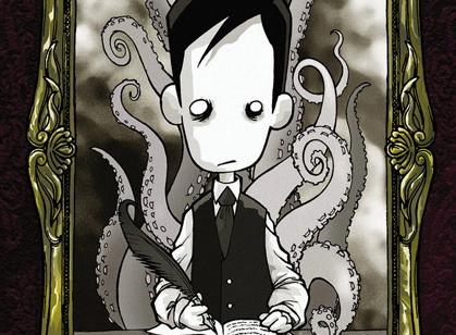 Le Jeune Lovecraft, de José Oliver & Bartolo Torres (Diabolo éditions)