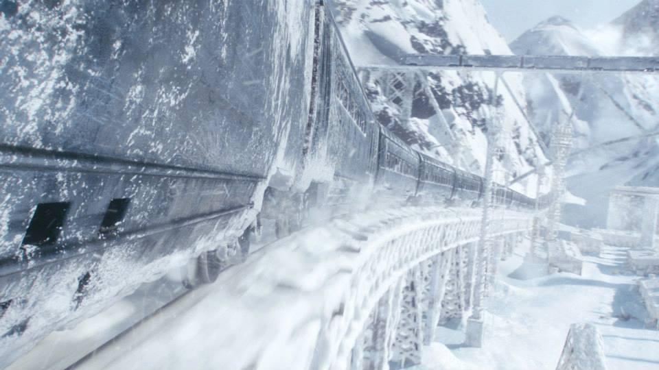 Analyse des messages occultes du film Hunger Games Snowpiercer1