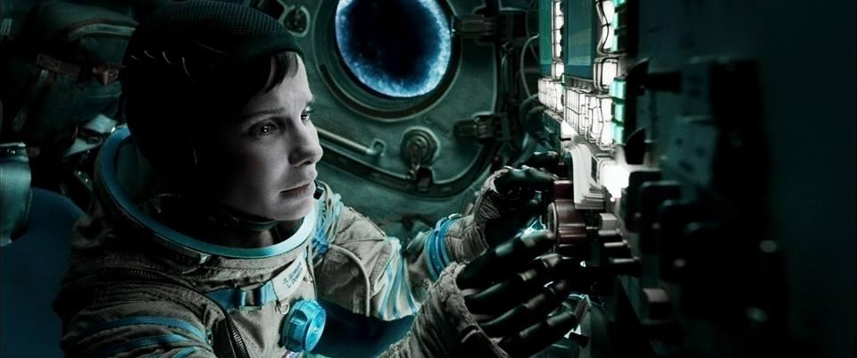 Chronique Blu Ray |Gravity