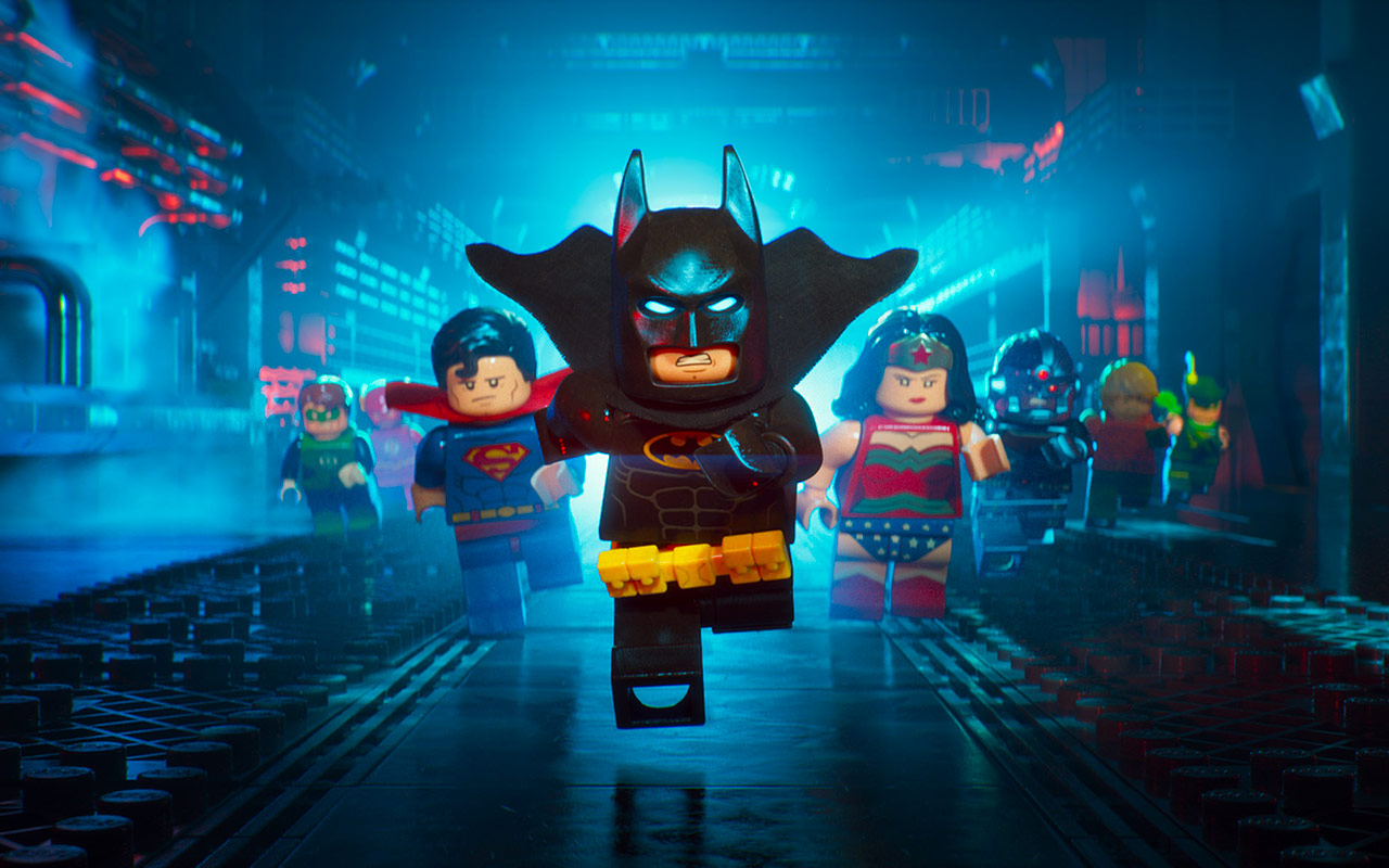 Lego Batman – Le film : 1er teaser