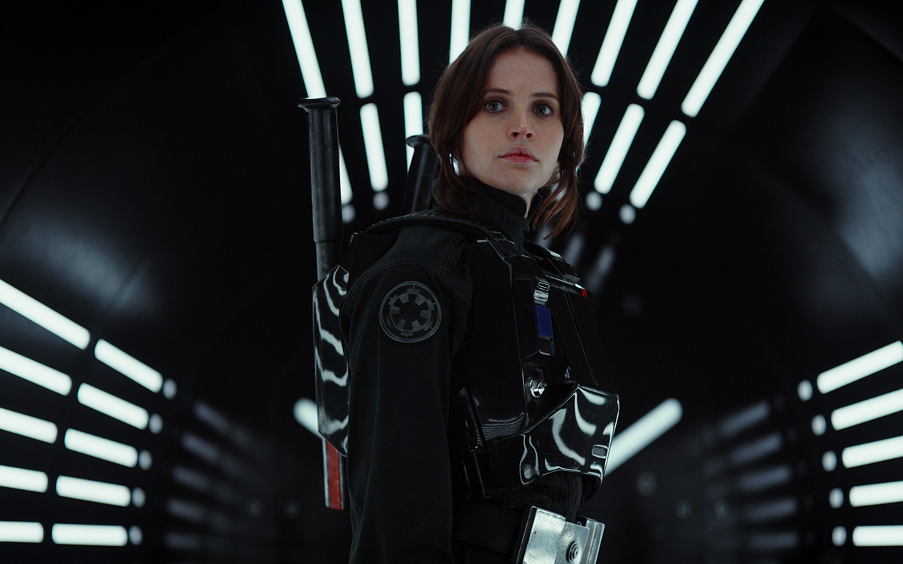 Rogue one – A Star Wars story : premier teaser