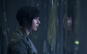 Ghost in the shell : cinq vidéos !