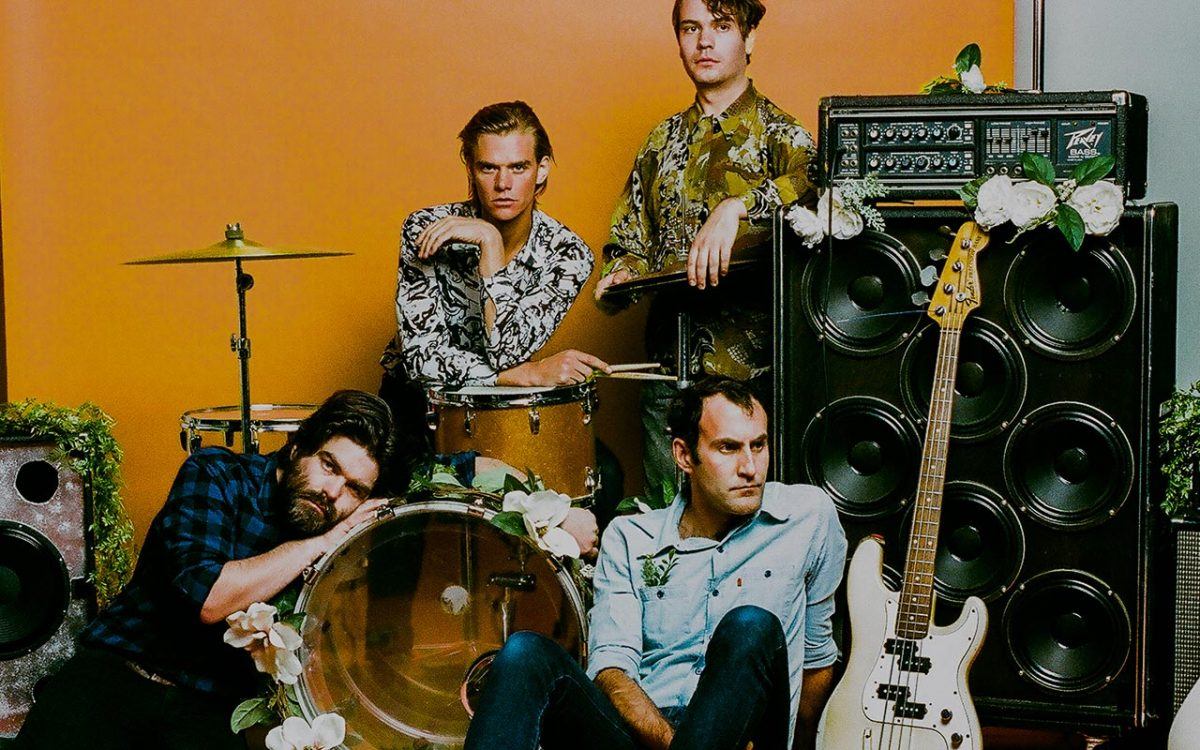 Preoccupations – New Material