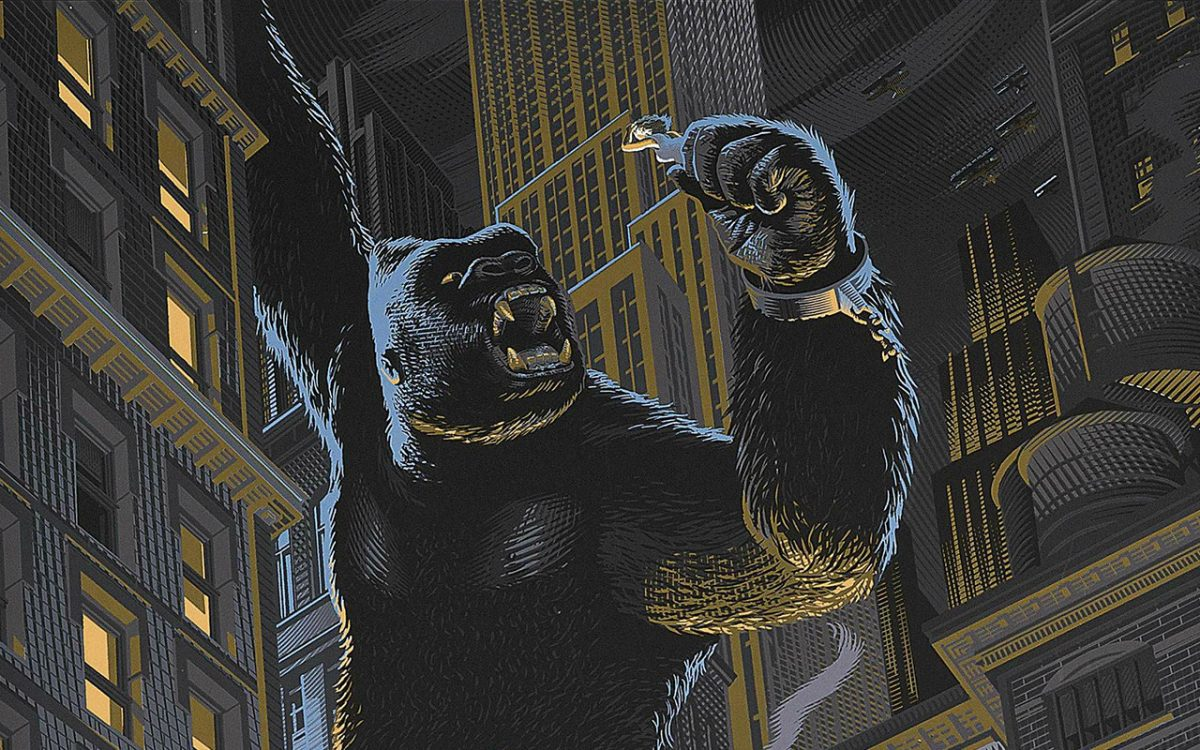 Kong |Entretien avec Michel Le Bris