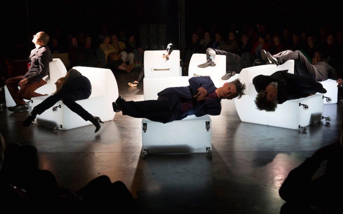 Trust, de Falk Richter au Théâtre National de Toulouse