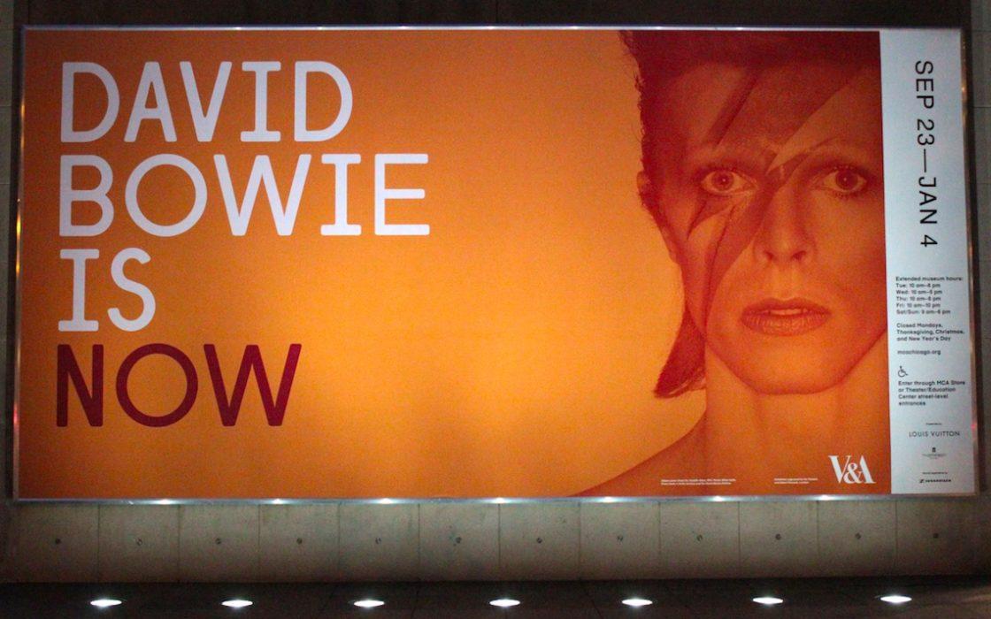 «David Bowie is» : deux ans de tournée, Paris en point de chute final