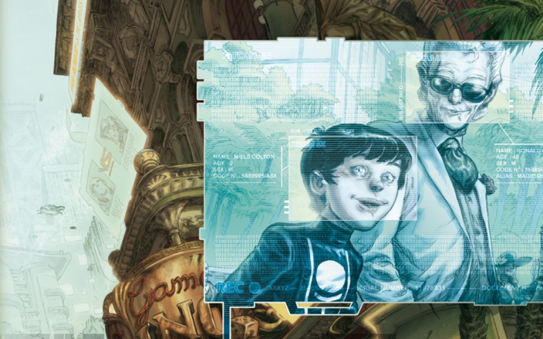 Urban, Tome 2 – Ceux qui vont mourir, de Luc Brunschwig et Roberto Ricci (Futuropolis)