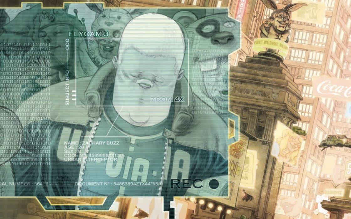 Urban – Tome 1 : «les règles du jeu» de Luc Brunschwig & Roberto Ricci (Futuropolis)